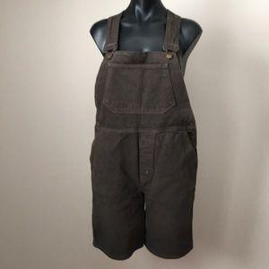 Denim - Women's  overalls